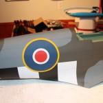 Hangar 9 Spitfire Fuse
