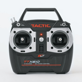 Tactic TTX610 6-Channel SLT Radio