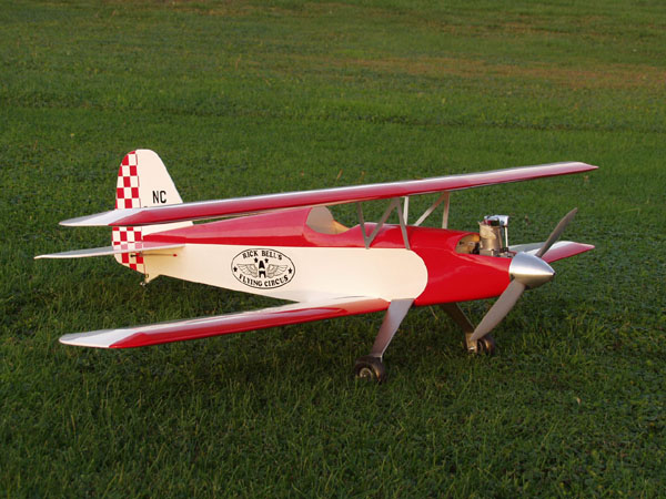 Build-Along Part 8 Alien Aircraft ArrowMaster biplane — Covering