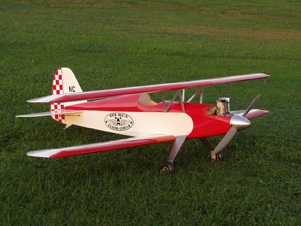 Build-Along Part 8 Alien Aircraft ArrowMaster biplane — Covering