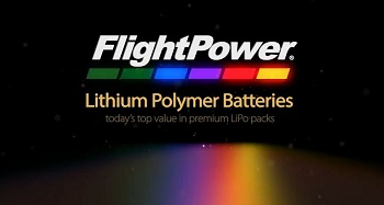 Video: FlightPower LiPo Packs