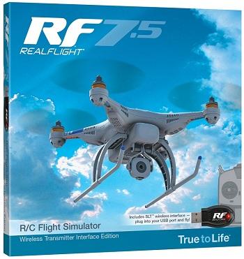 RealFlight 7.5 R/C Flight Simulator