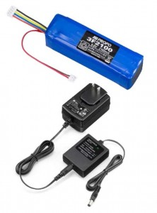 3F2100 LiFe Transmitter Pack And NEC-J17 LiFe Charger