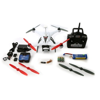 Blade 350 QX3 RTF & BNF With SAFE® Technology