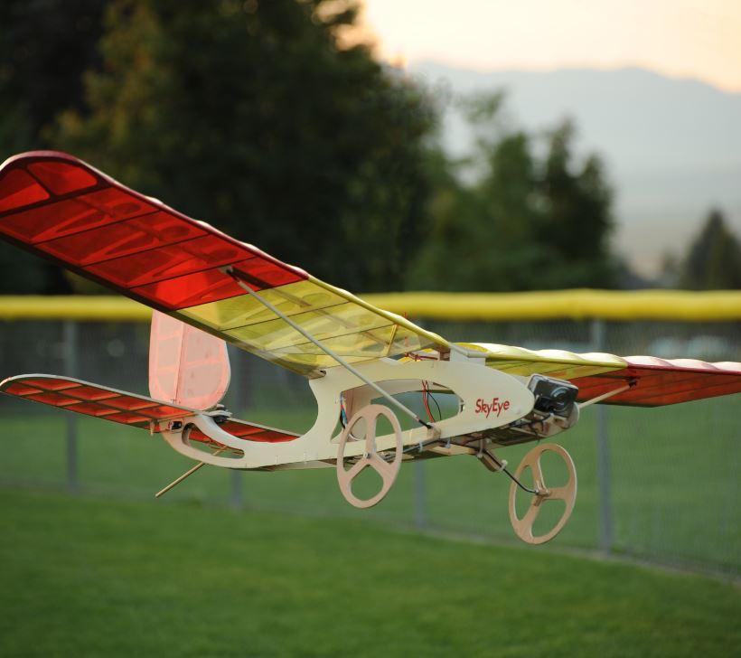 SkyEye – Sport Flyer Designed for FPV