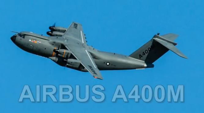 Giant Airbus A400M