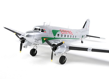 HobbyKing Empire Airlines/Finnair DC-3 Airliner EPO 1600mm (PNF)