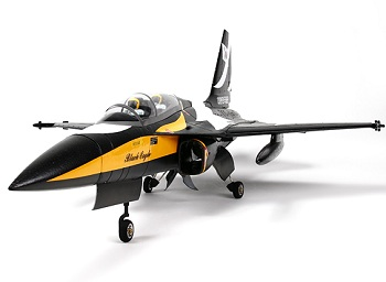 Hobbyking T-50 Golden Eagle EDF Jet Trainer EPO 820mm (PNF)