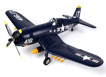 HobbyKing F4U-4 Corsair Warbird EPO 1200mm With Retracts (PNF)