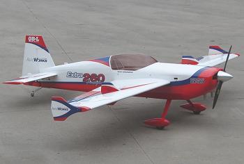 Aeroworks 120cc Freestyle 260 ARF QB-L