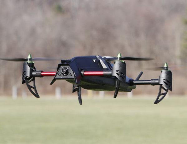 Sneak Peek – Venture FPV Quadcopter Test Flight