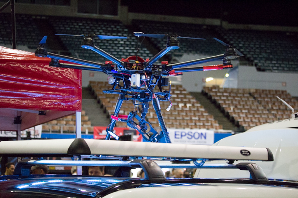 The LA Drone Show is a Big Success