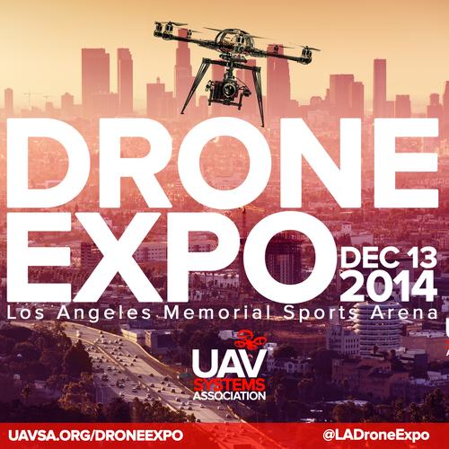 RC Drones come to LA!