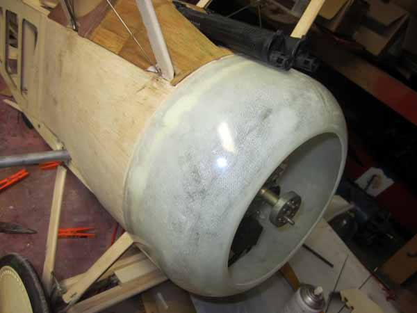 Magnetic Cowl Attachment, Workshop Build-Along, Sopwith Camel Part-19