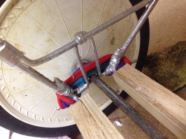 Radio Control workshop tips scratch building