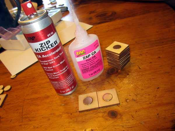 Magnetic Cowl Attachment, Workshop Build-Along, Sopwith Camel Radio Control