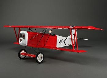 HobbyKing Fokker D.VII World War I Biplane Balsa 1200mm (ARF)