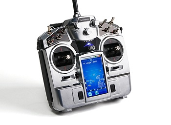 HobbyKing Turnigy TGY-i10 10ch 2.4Ghz Digital Proportional Radio Control System With Telemetry