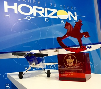 Horizon Hobby Wins 1st Place At Nuremberg Toy Fair