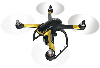 X4 Pro Quadcopter With HD Camera RTF (Ready-To-Fly)