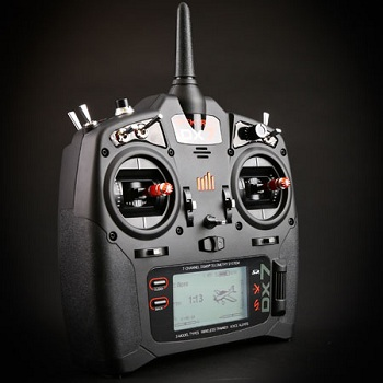 Spektrum DX7 7-Channel Transmitter With AR8000