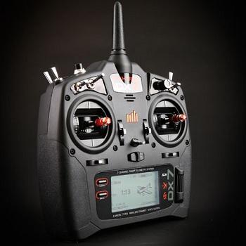 Spektrum DX7 7-Channel Transmitter With AR8000