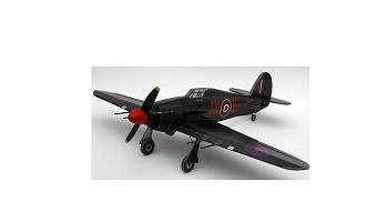 Microaces Hawker Hurricane MkIIc