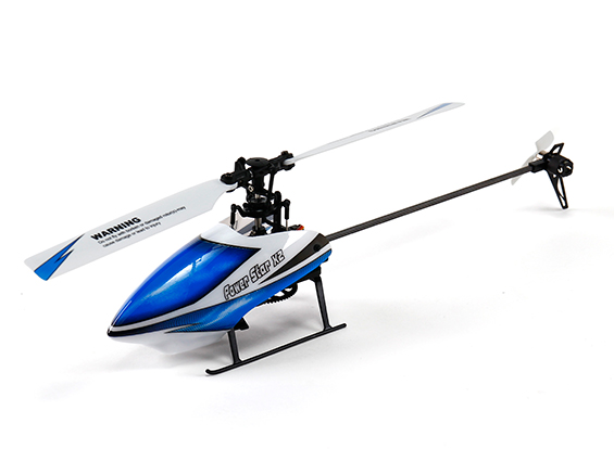 HobbyKing WLToys V977 Power Star 6CH Single Blade Flybarless RC Helicopter (Ready to Fly)