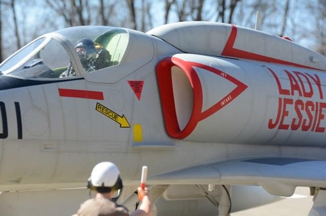 Road to Top Gun – Tommy Yates – A-4 Skyhawk