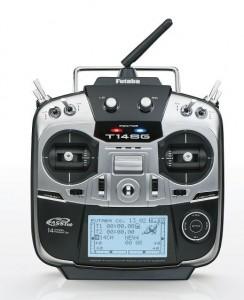 Futaba 14SG radio