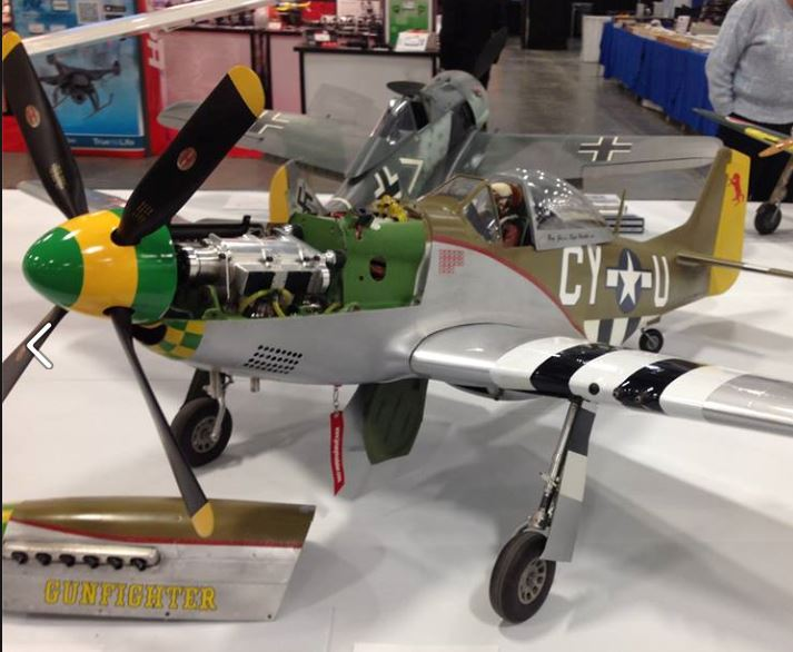 And the Winners are... 2015 WRAM Show -- Airplane Competition Radio Control RC Model airplane News
