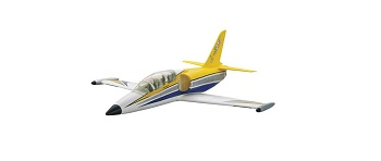 Video: Flyzone L-39 Brushless EDF Jet Rx-R