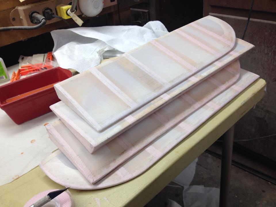 Prepping Fabric covering — RC Sopwith Camel Build-along — Part 22