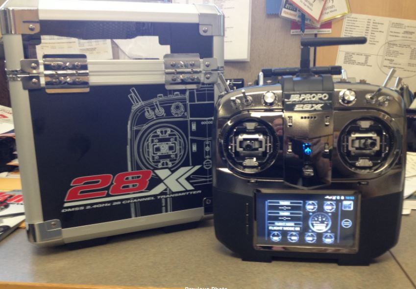JR Americas 28X Radio System – In the office!