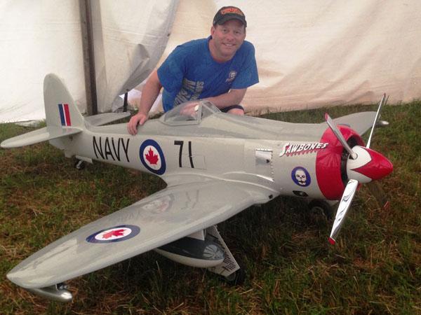 7 Greg Foushi, Sawbones Pilot at Top Gun 2014