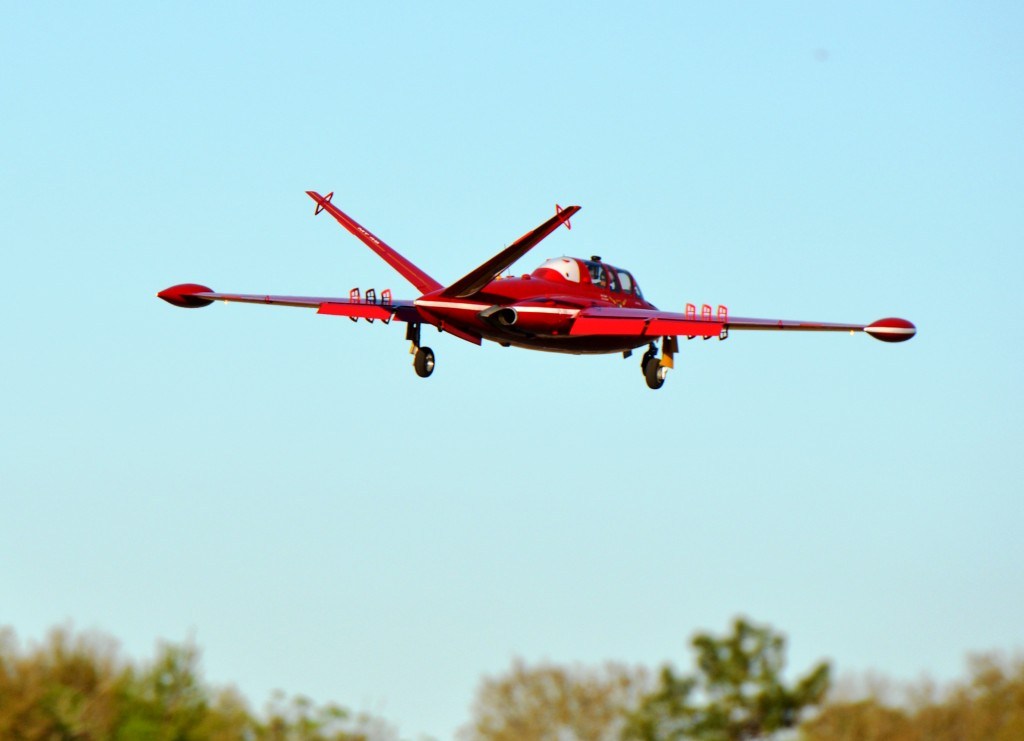Road to Top Gun -- Jack Diaz -- Fouga Magister - RC Scale Airplane Competition