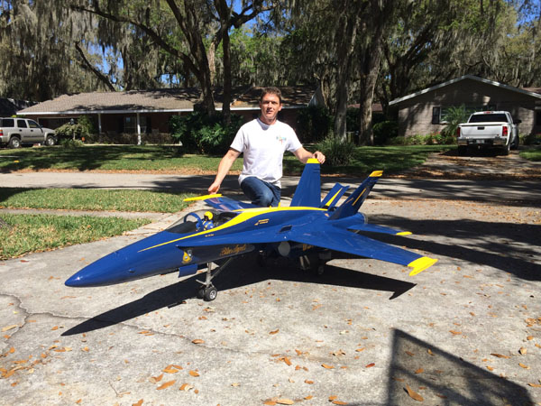Road to Top Gun -- Tom Wood -- Blue Angels F-18 Hornet