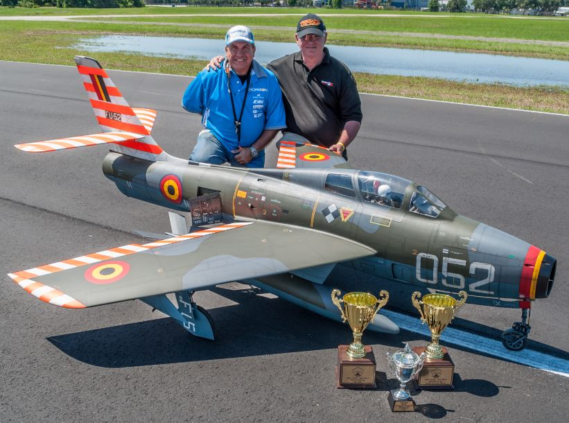 Road to Top Gun: Rei Gonzalez's Republic F84F Thunderstreak