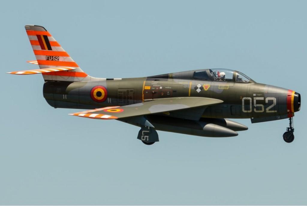 Road to Top Gun: Rei Gonzalez's Republic F84F Thunderstreak