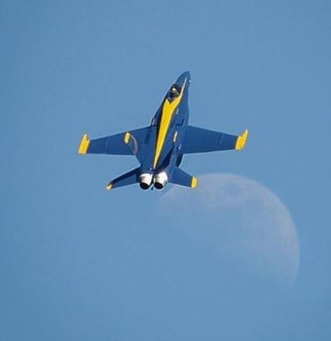 Road to Top Gun — Tom Wood — Blue Angels F-18 Hornet