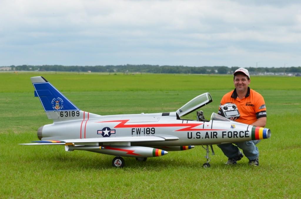 Road to Top Gun -- Marco Benincasa -- North American F-100 Super Sabre