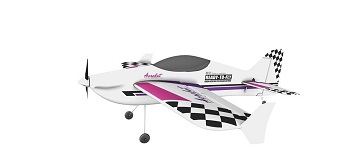 ST Model Aircraft Arcus M, Salto, And Acrobat 3D Brushless Planes