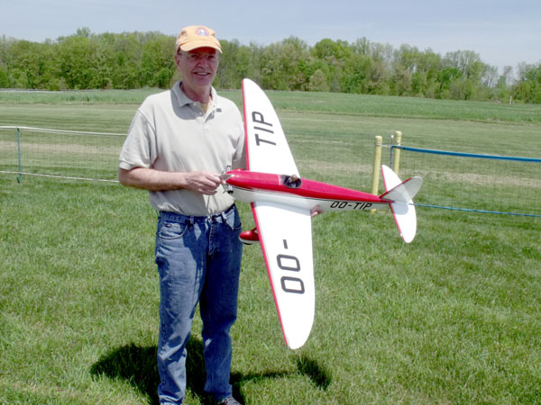 Tipsy S2 -- An electric sport scale vintage airplane you can build