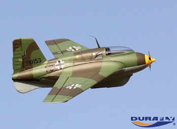 HobbyKing Durafly Me-163 Komet 950mm High Performance Rocket Fighter (PNF)