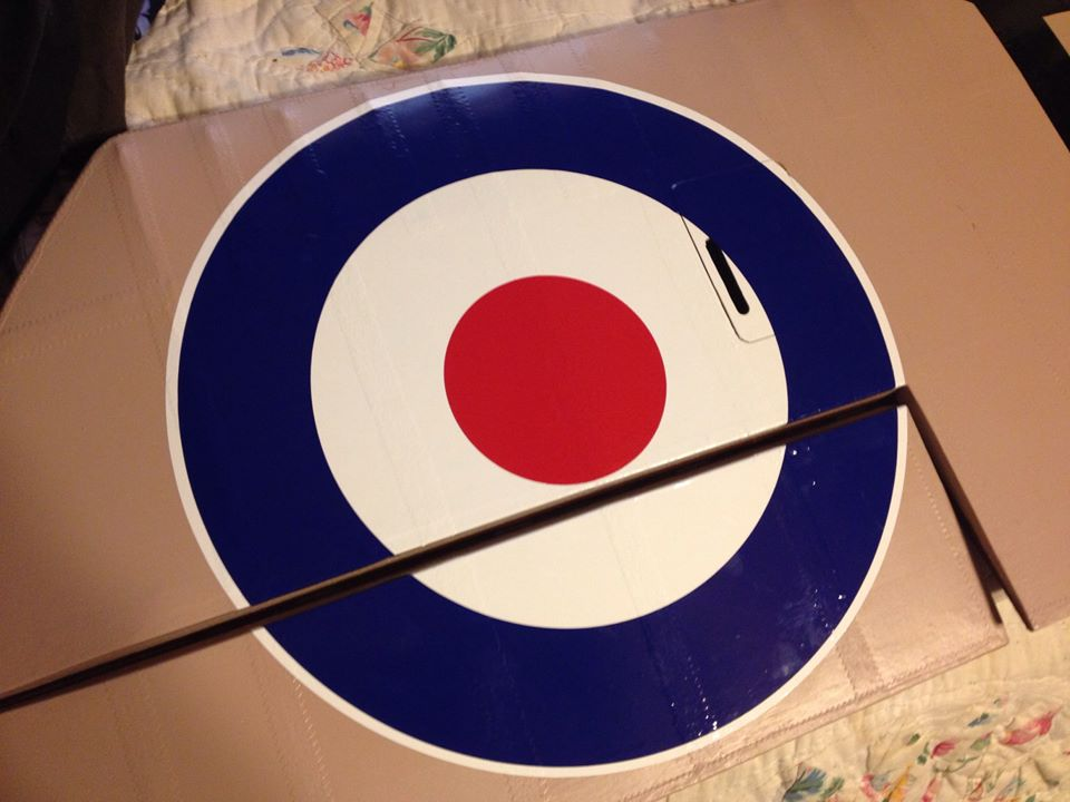 Workshop Build-Along — Sopwith Camel — Decals and Aircraft Markings — Part 25