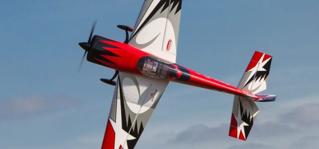 RC Aerobatics: Fly the Knife-Edge Spin