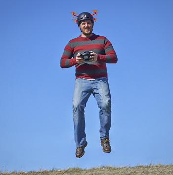 DroneRider Personal Transport