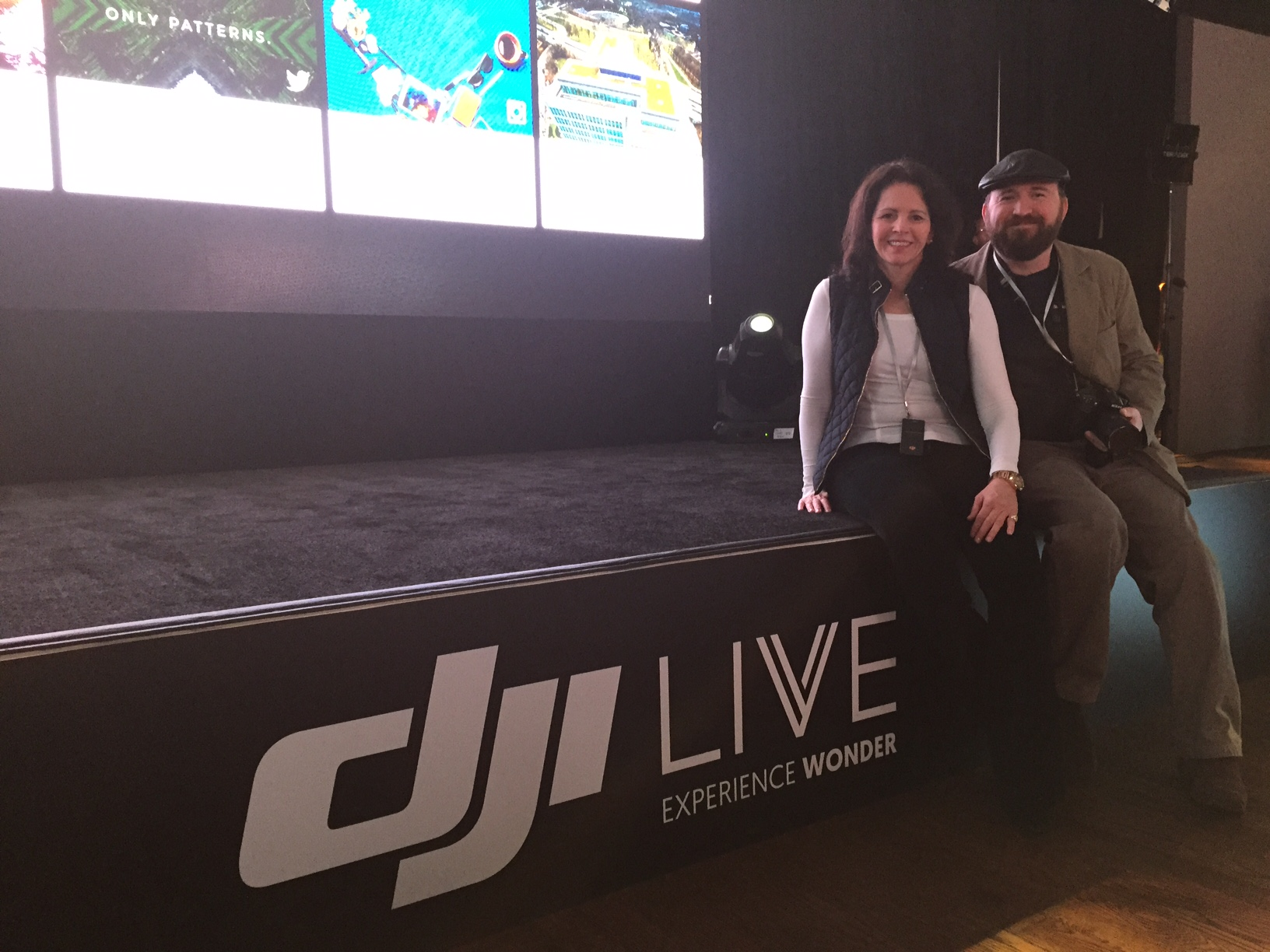 DJI Live Event: Model Airplane News is on the Scene
