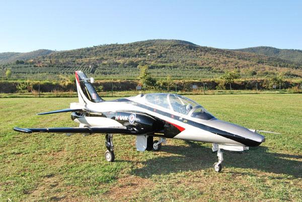 Road to Top Gun - Marco Benincasa, Hawk 100 - Model Airplane
