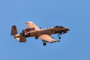 A Skymaster A-10 at Joe Nall Week 2015.
